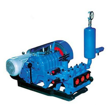 BW series piston mud pump water well drilling rig piston mud pump with high quality