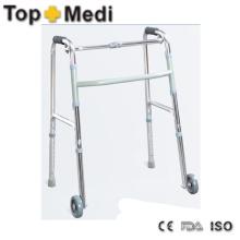 Medical Health Care Adjustable Frame Aluminum Walking Aid