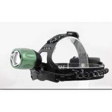 1 000 Lumens Zoom in / out Rechargeable 18650 Headlamp