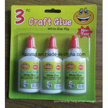 120g White Glue with for School and Office Supply