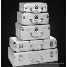 Настраиваемая коробка для оборудования из алюминиевого сплава высокого качества с различным размером