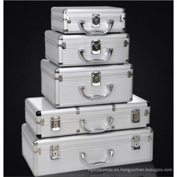 Caja ajustable del instrumento de la aleación de aluminio de la alta calidad con diverso tamaño