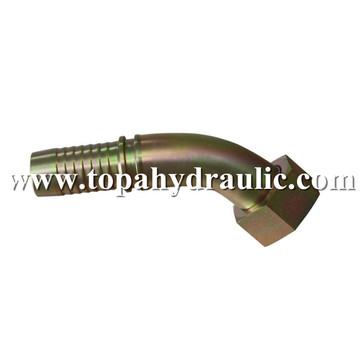 zinc-plated Claw Coupling hyd hoses and fittings