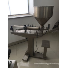 Low Price Small Semi Automatic Liquid Filling Machine