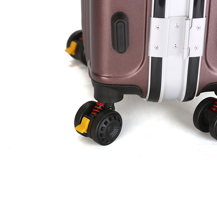 4 wheels ABS luggage