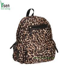 Moda leopardo Laptop mochila (YSBP03-086)
