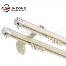 Hot sale electrophoresis ceiling aluminum curtain track