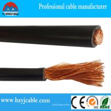 Gummi-Schweißkabel, Elektrischer Draht, Kupferleiter