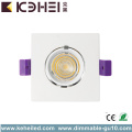 12W 75mm Cut Out LED Tronc Downlight CREE