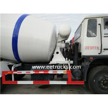 Dongfeng 4 CBM Concrete Mixer Trucks