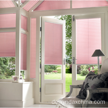 Fabric Skylight pleated blinds Cordless