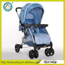 Fornecedor do ouro carrinho de bebê pram carrinho de bebê leve