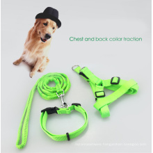 Professional Supreme Dog Leash Harness Adjustable With Buckle for Medium Large XL Dogs