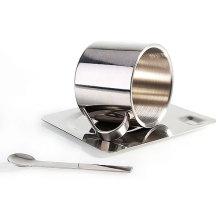 Высокое качество нержавеющей стали вакуумные кофе Кубок набор пивная кружка