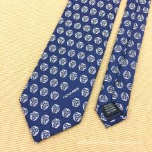 Keine Mindestbestellmenge 100% Seide Digital Print Männer Bedruckte Krawatten