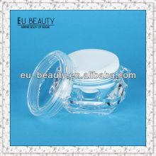 50g leere kosmetische Creme Jar Paket