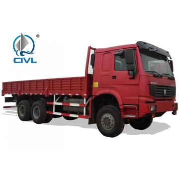 Camion châssis LHD Sinotruk howo7 cargo