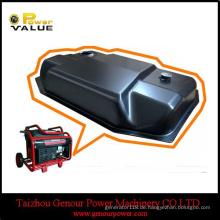 Benzin Generator Verwendung China Edelstahl 4L 6L 15L 25L Generator Kraftstofftank