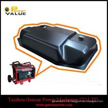 Gasoline Generator Use China Stainless 4L 6L 15L 25L Generator Fuel Tank