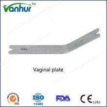 Transvaginal Retraction Instruments Vaginalplatte