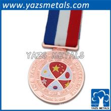 Medallas deportivas personalizadas. Medallas de oro / medallas personalizadas