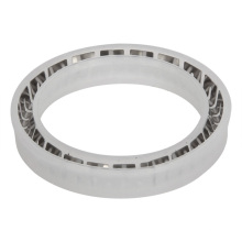 Spring Energized PTFE Seal - Flanged Heel-PTW/PTUF