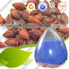 Food Extract E30-E200 80 Mesh Gardenia Blue Powder