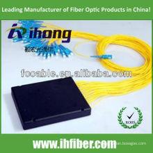 1 * n Faser optischer plc Splitter