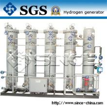 Usine de production et de purification d'hydrogène de qualité anti-explosions