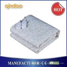 Underblanket dobro confortável macio confortável do velo com sobre a proteção do calor