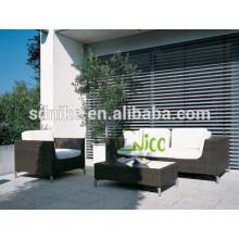 2014 new pe rattan cheap outdoor wicker furniture rattan sofa garden sofa furniture for sale