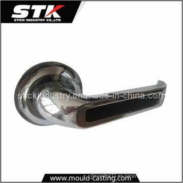 Manija de puerta de aleación de zinc por fundición a presión (STK-14-Z0012)