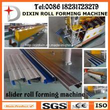 Dx Metal Slider Channel Roll formant la machine