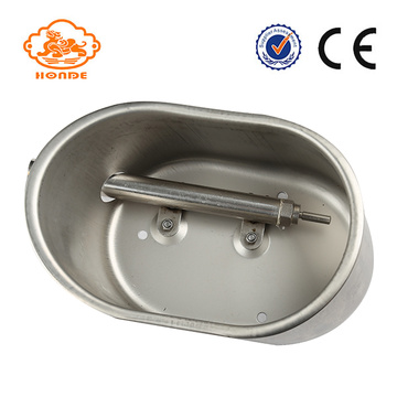 Oval Save Water Acero inoxidable automático Pig Water