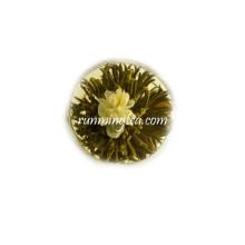 Personalizado Mini Té artístico hecho a mano flor de flores