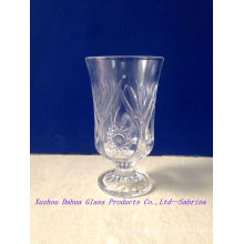High Quality High-Footed Glass Cup for Ice Cream and Winedh014
