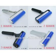 Rouleau collant de silicone, (55767038, EN STOCK), nettoyage de carte PCB / LCD / LGF, antiware, vie de cercle élevé