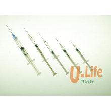 Sicherheit Spritze Nadel einziehbar 1ml 2ml 5ml 10ml 20ml