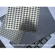 High Quality Galvaized Perforated Metal Mesh for Decorative Mesh