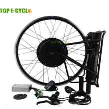 48 V 500 Watt 20 '' - 28 '' 700C prix de gros brosse sans brosse moteur vélo électrique kit de conversion pour les vélos