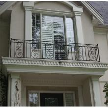 Valla de balcón de seguridad para el hogar clásico