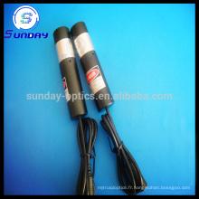 Module de laser de point bleu 450nm 20mw 50mw 100mw 22mmx110mm
