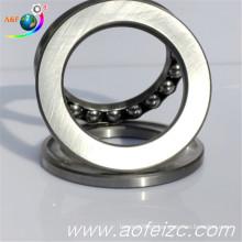 Rolamento de pressão de aço inoxidável / rolamento de esferas 51244