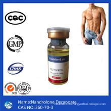 Inyección Terminado 200mg / 10ml Liquid Bodybuilding Nandrolone Decanoate