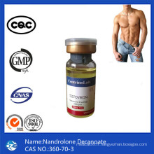 Injection terminée 200mg / 10ml Liquid Bodybuilding Nandrolone Decanoate