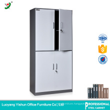 Combination Lock File Cabinet All Steel Material Steel File Cabinet With Two Door