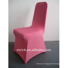 pink/hot pink spandex chair cover,CTS688,fit for all the chairs