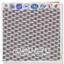 Tela de malha de ar 3d, tecido de malha de urdidura de poliéster 100%, YT-0955