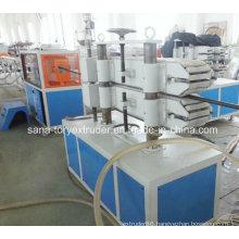 High Quality Plastic PE/PPR Pipe Extrudering Machine