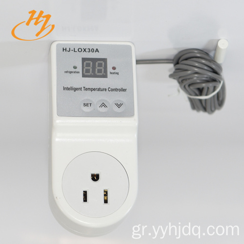 Home Brewing 120V-30A Plug-In Temperature Controller